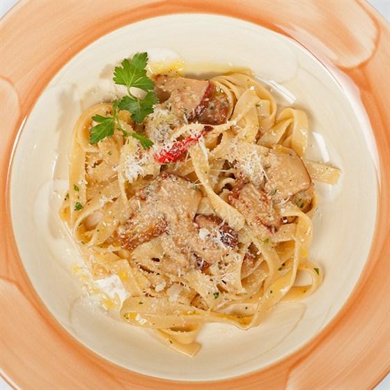 Ресторан Venerdi - фотография 11 - Ну очень вкусная еда!))
