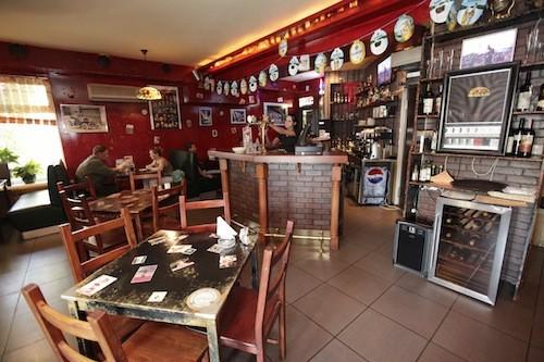 Ресторан Code 011 - фотография 17