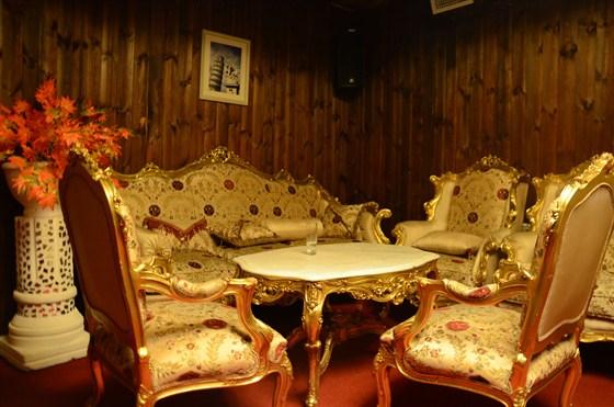 Ресторан Золотой бамбук - фотография 15 - ВИП Кабинет №1 - Максимальное размещение до 28 человек