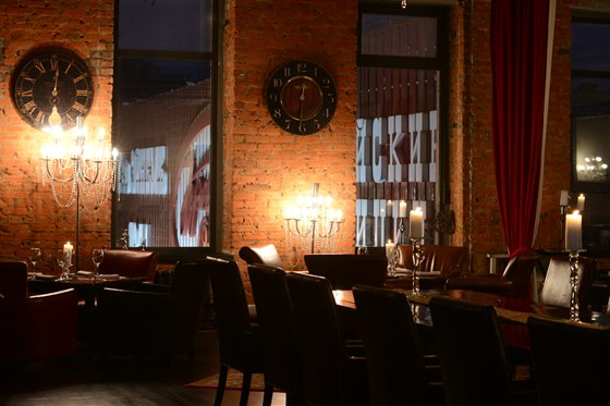 Ресторан Октябрь Event Hall - фотография 6