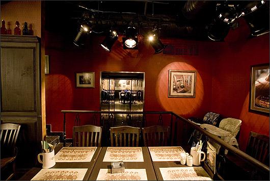 Ресторан Баррандов - фотография 2