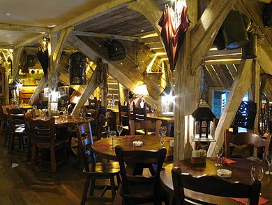 Ресторан Старый чердак - фотография 25