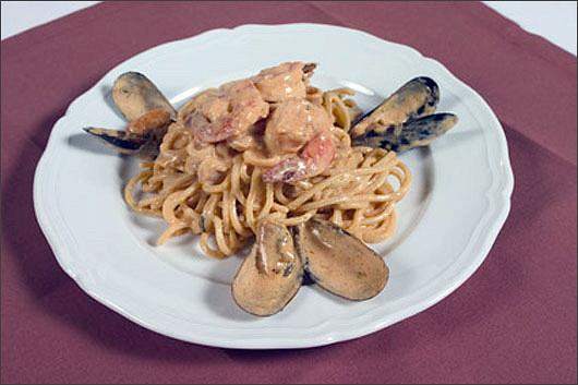 Ресторан Мамина паста - фотография 9
