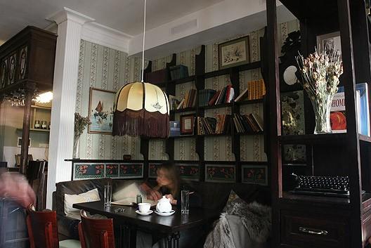 Ресторан Квартира 44 - фотография 8
