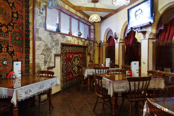 Ресторан Шыкыдым - фотография 5