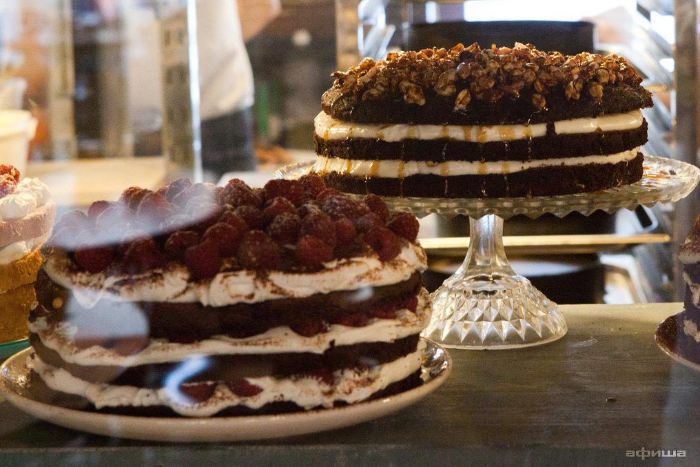 Ресторан I Love Cake - фотография 12