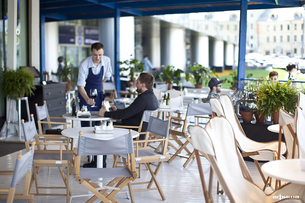 Ресторан Osteria numero Uno - фотография 9