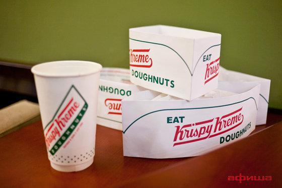 Ресторан Krispy Kreme - фотография 1