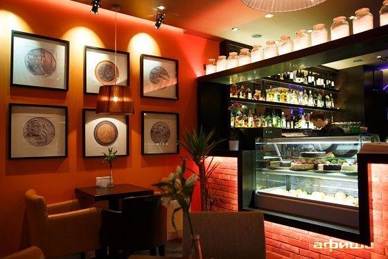 Ресторан Strudel Café - фотография 8