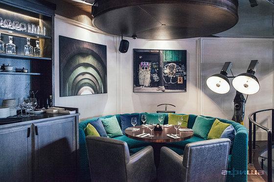 Ресторан Tribeca - фотография 32