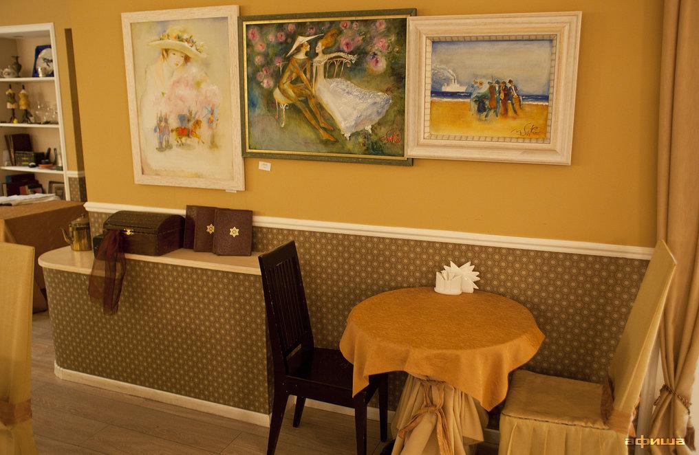 Ресторан Шагал - фотография 10