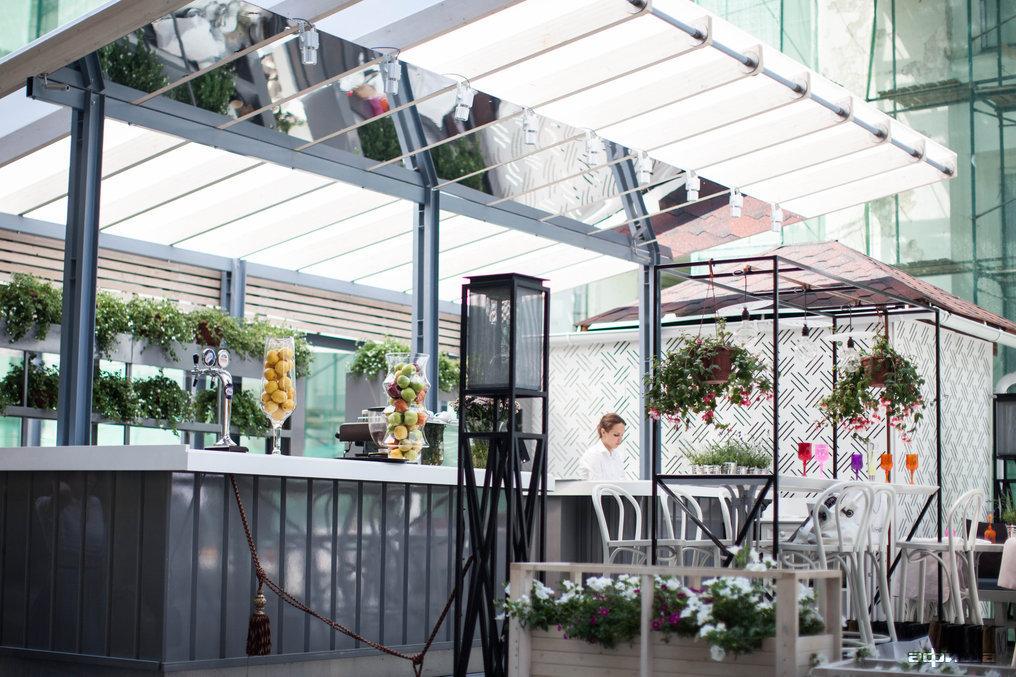 Ресторан Brasserie Мост - фотография 22