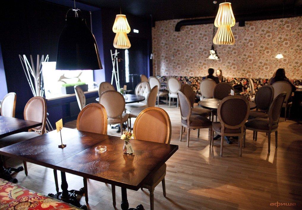 Ресторан Бурый лис и ленивый пес - фотография 3