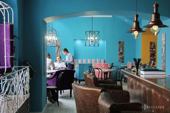 Ресторан Голубка - фотография 19