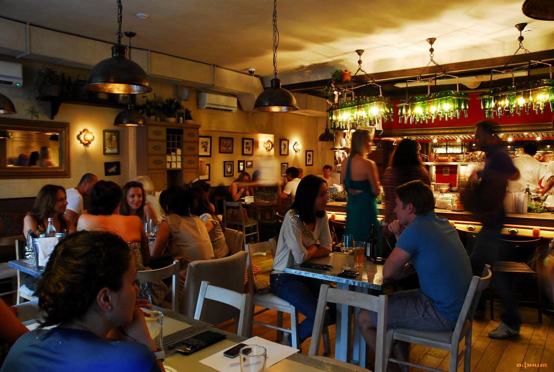 Ресторан Uilliam's - фотография 4