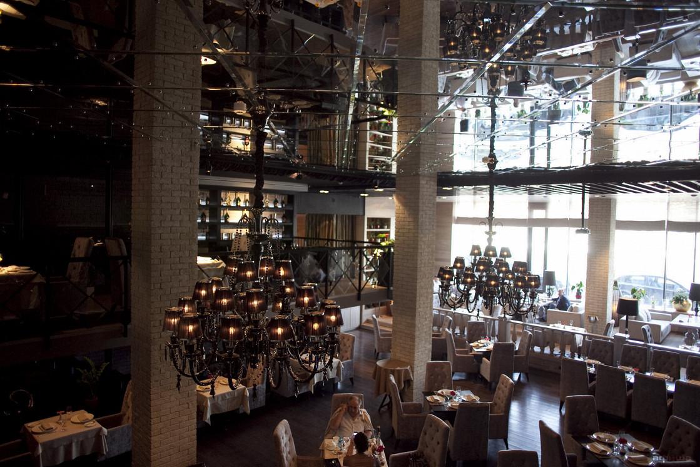 Ресторан Kalina Café - фотография 10
