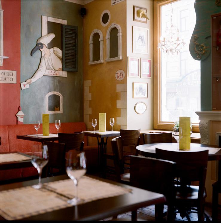 Ресторан Little Italy - фотография 21