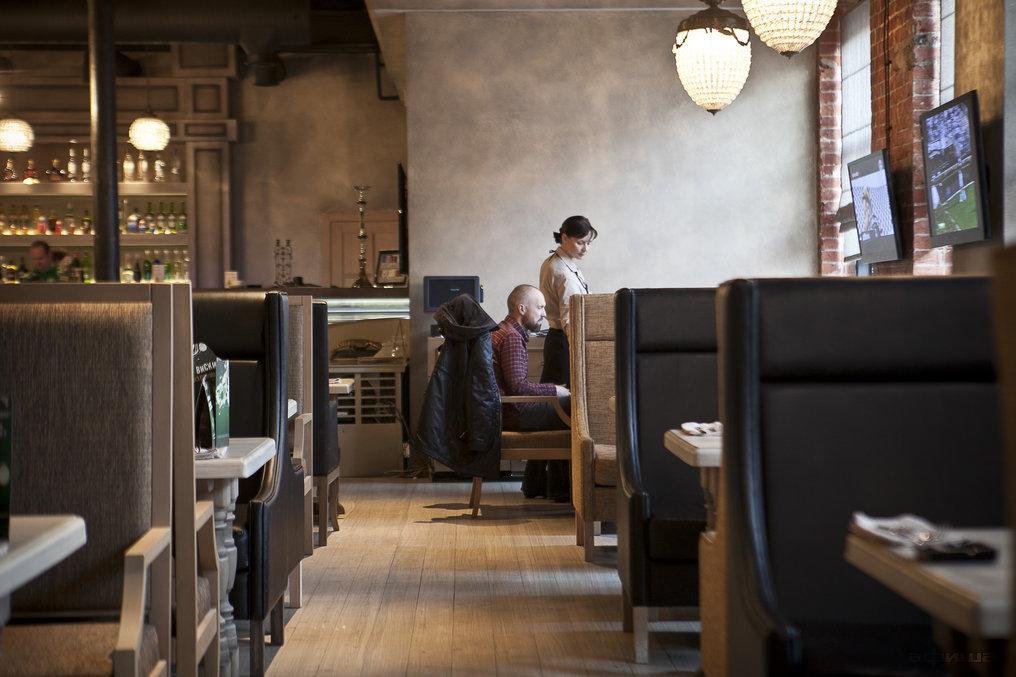 Ресторан Jimmy's Pub - фотография 16