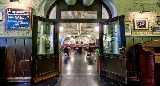 Ресторан Stroganoff - фотография 10