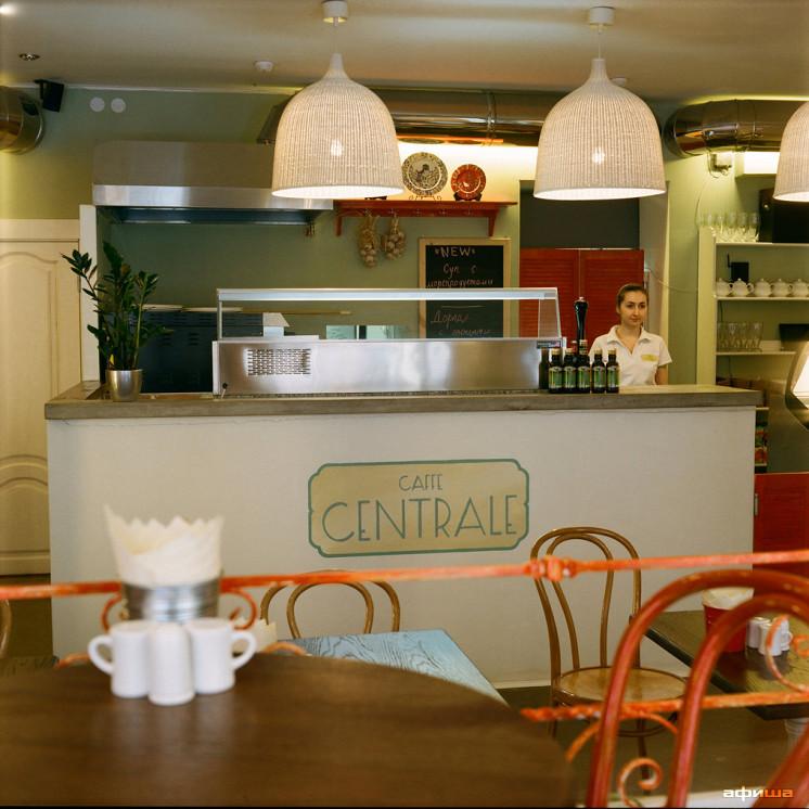 Ресторан Centrale - фотография 6