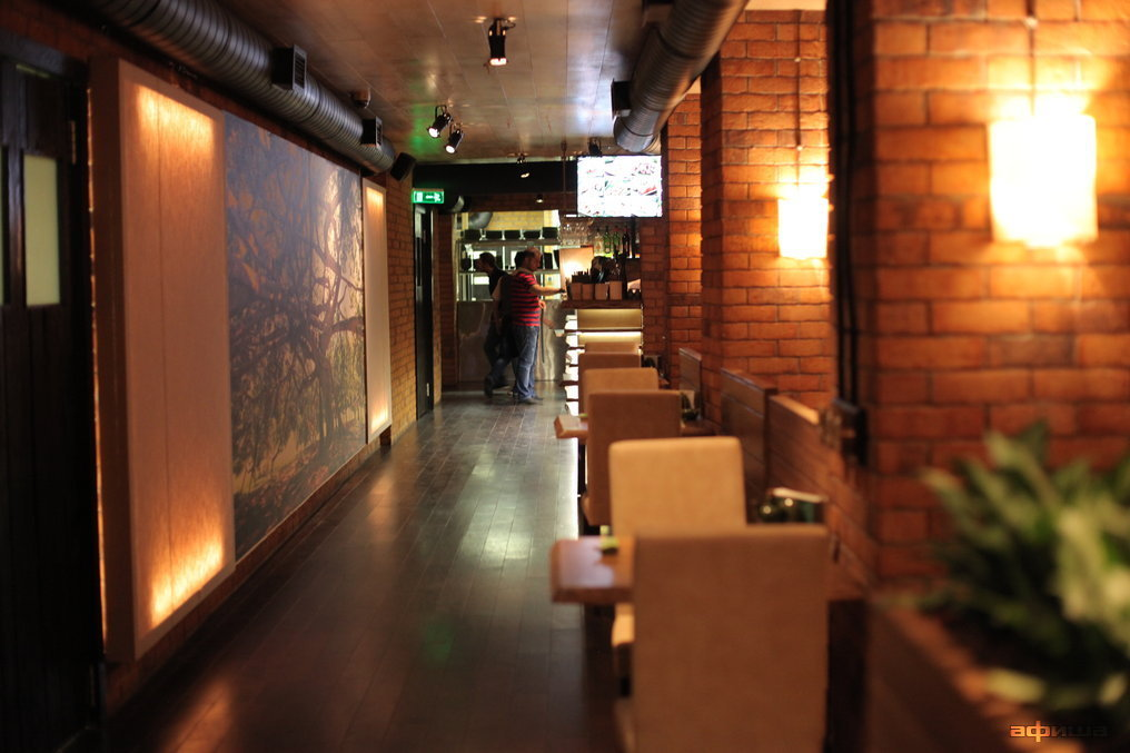 Ресторан Zu Café - фотография 2