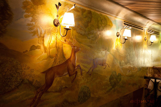 Ресторан Золотой козленок - фотография 14