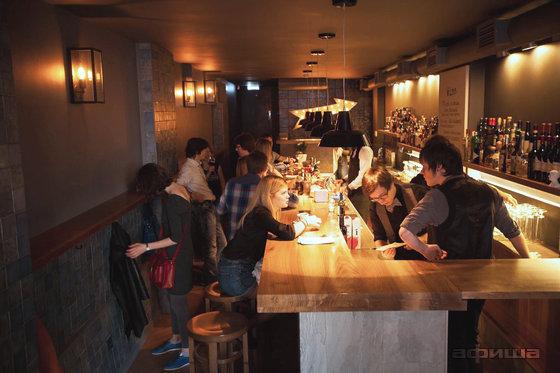 Ресторан Полторы комнаты - фотография 6