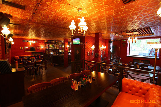 Ресторан Scotland Yard - фотография 11