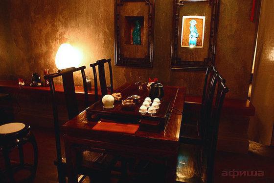 Ресторан Chainaya. Tea & Cocktails - фотография 8