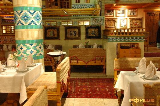 Ресторан Ходжа Насреддин в Хиве - фотография 3