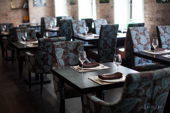 Ресторан Greenberry - фотография 3