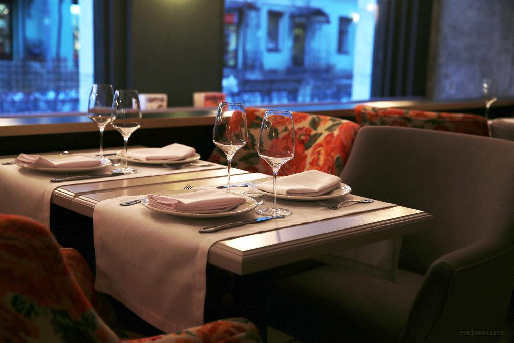 Ресторан B152 Tearoom - фотография 8