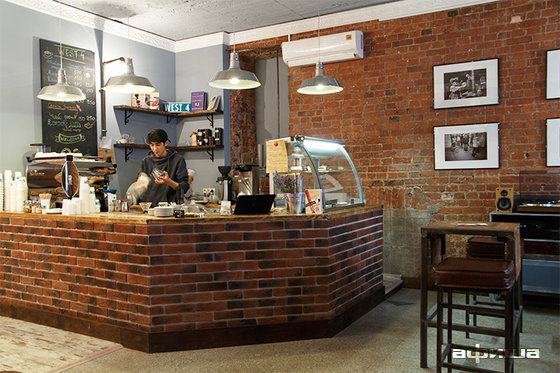 Ресторан West 4. Coffee Brew Bar  - фотография 10