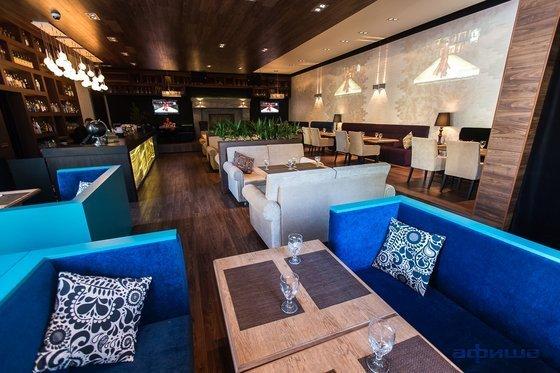 Ресторан Barberry - фотография 13