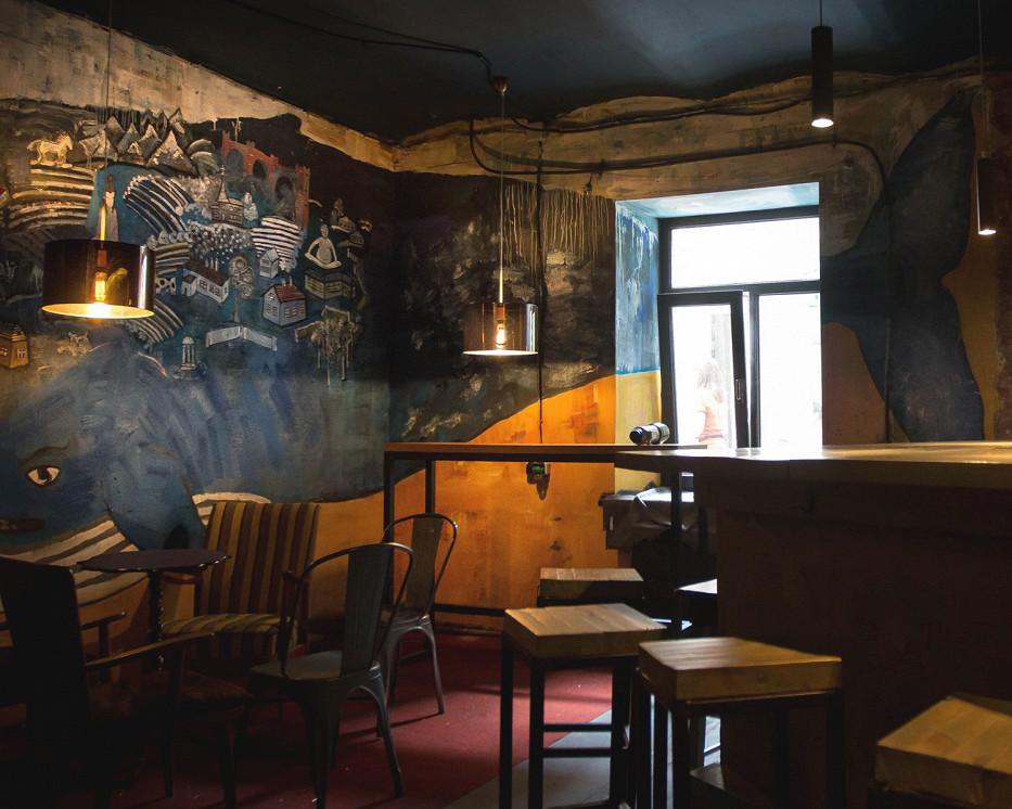 Ресторан Garagiste - фотография 3