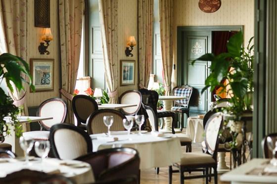 Ресторан Гримо - фотография 7 - Ресторан Гримо