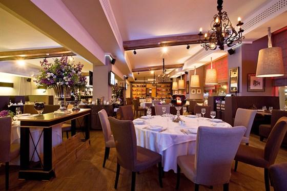 Ресторан Жуковка - фотография 1