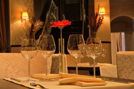 Ресторан Belcanto - фотография 2 - Уютный ресторан