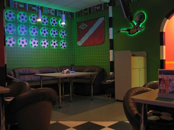 Ресторан Пять шаров - фотография 13