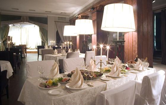 Ресторан Архитектор - фотография 13 - основной зал