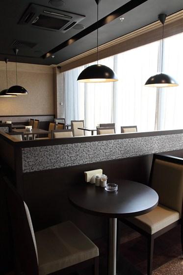 Ресторан Mascotte - фотография 2 - Фото интерьера