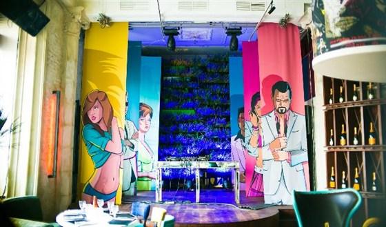 Ресторан Miami Grand Café - фотография 2