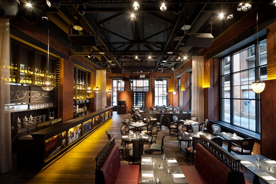 Ресторан Mary Jane - фотография 12