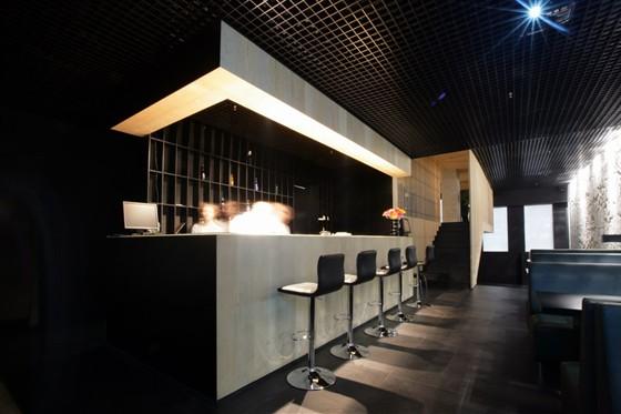 Ресторан Studio 24 - фотография 2 - Бар