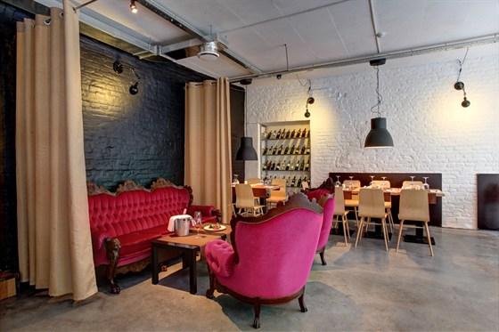 Ресторан Vinostudia - фотография 13
