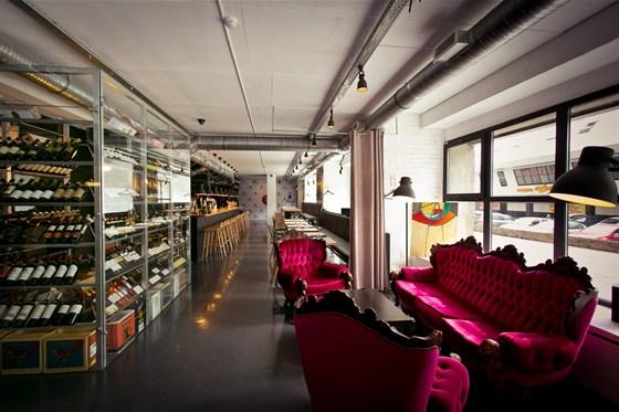Ресторан Vinostudia - фотография 11