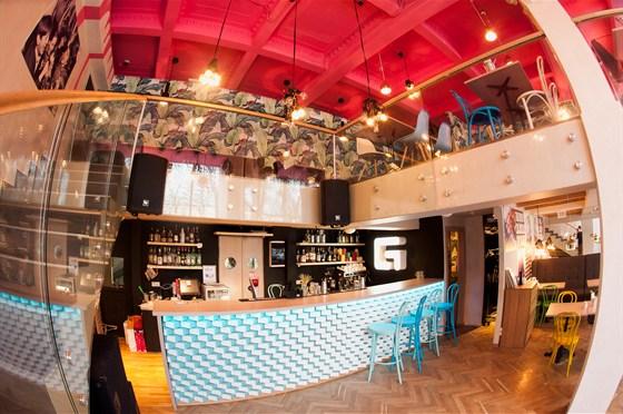 Ресторан Geometria Café - фотография 1