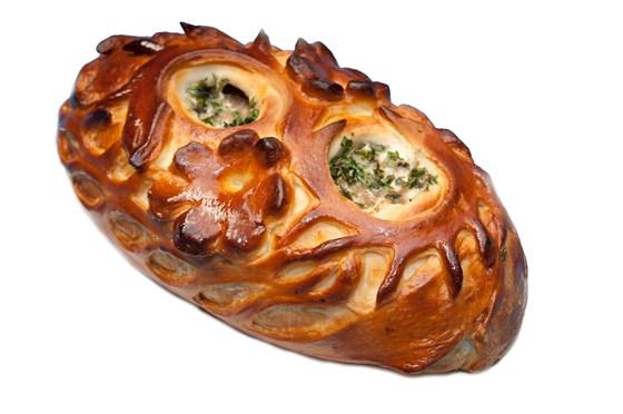 Ресторан Штолле - фотография 2 - Пирог с кроликом