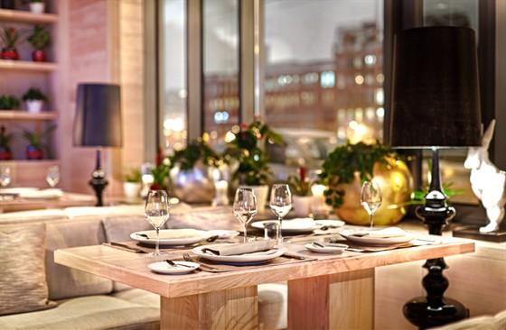 Ресторан Kalina Café - фотография 19