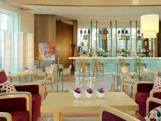 "Ресторан Lightbar - фотография 15 - Лобби-бар ""Лайтбар"""